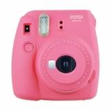 Fujifilm Instax Mini 9 Kamera flamingo rosa - 1