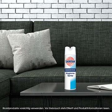 Sagrotan Desinfektion Hygiene-Spray Aerosol, 3er Pack (3 x 500 ml) -
